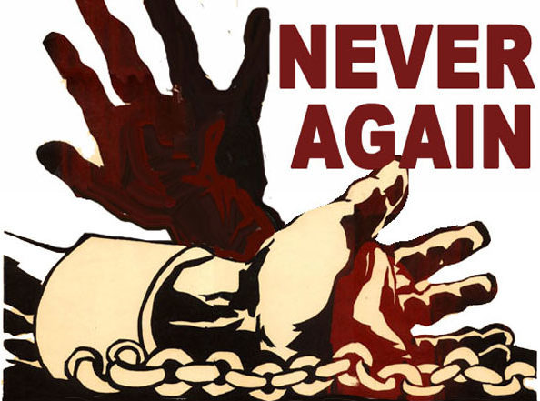 Never Again: 26 June – International Day In Support of Victims of Torture