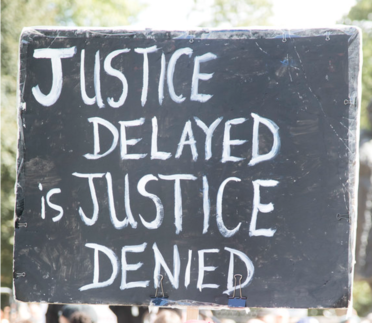 FHR's new webinar series: justice delayed is justice denied