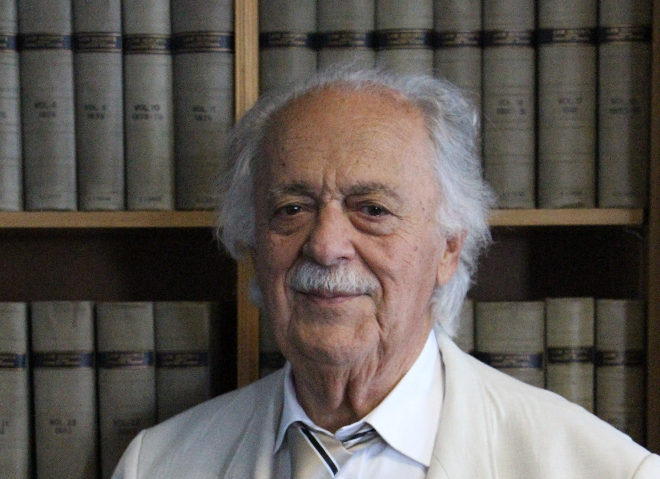Tribute to George Bizos